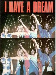"Noten - ABBA - ""I Have A Dream"" - England 1979"
