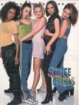 Presse- Sammlung - SPICE GIRLS - 50 Seiten