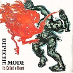 Vinyl- Single (mit POSTER) - DEPECHE MODE - It´s Called A Heart - England 1985 - NEU & UNGEÖFFNET!