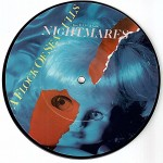 PICTURE- Single- Vinyl, A FLOCK OF SEAGULLS - Nightmares - England 1983