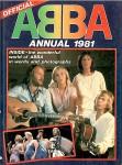 Buch - ABBA Annual - England 1981