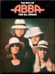 The Best Of ABBA - Notenbuch - England 1977