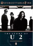 Promo- Postkarte - U2 - Unforgettable Fire - The Story of U2 - England 1988