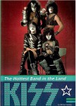 "Englisches Fanbuch - KISS - ""The Hottest Band In The Land"" - England 1997"
