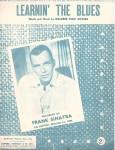 NOTEN - FILMMUSIK - FRANK SINATRA - England 1955