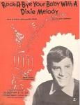 NOTEN - FILMMUSIK - JERRY LEWIS - England 1958
