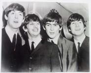 Vintage - altes Promo-Foto von THE BEATLES !!