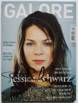 GALORE - HANDSIGNIERTES Magazin von JESSICA SCHWARZ