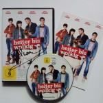 """DVD - """"Heiter bis Wolkig"""" - Handsigniert von JESSICA SCHWARZ"""