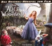 """Hörspiel zum Film mit JOHNNY DEPP - """"Alice im Wunderland"""""""