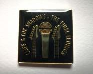 Tour- PIN - CLIFF RICHARD & the Shadows - The Final Reunion