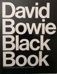 DAVID BOWIE - Black Book - England 1980