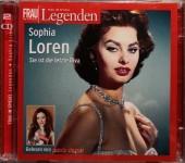 Biografie von SOPHIA LOREN als Hörbuch - aus der Serie LEGENDEN !