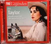 Biografie von ELIZABETH TAYLOR - als Hörbuch aus der Serie LEGENDEN