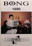 BONG 8 - DEPECHE MODE - Englisches Fanclub-Magazin 1990