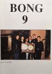 BONG 9 - DEPECHE MODE - Englisches Fanclub-Magazin 1990