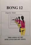 BONG 12 - DEPECHE MODE - Englisches Fanclub-Magazin 1991