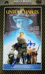 "SEAN CONNERY - Originale Signatur auf VHS- Cover ""The Untouchables"""