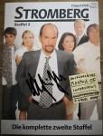 STROMBERG - Die 2.Staffel auf DVD - HANDSIGNIERT von CHRISTOPH MARIA HERBST