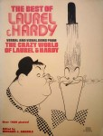 The Best Of LAUREL & HARDY - Buch mit über 1000 Fotos - USA 1975