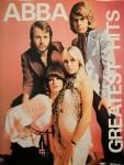 """Notenbuch - ABBA - """"Greatest Hits"""" - Rarität von 1976"""