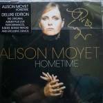 """ALISON MOYET - """"Hometime"""" - Deluxe Version - OVP - HANDSIGNIERT"""