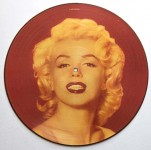 """PICTURE DISC - """"Some Like It Hot"""" - MARILYN MONROE - England 1979"""
