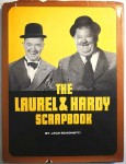 "Buch, ""The LAUREL & HARDY Scrapbook"" - USA, 1976"