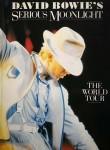 "DAVID BOWIE - ""Serious Moonlight"" - The World Tour - England, 1984"