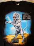 "ROLLING STONES - ""Bridges to Babylon"" - EUROPEAN-TOUR-Shirt, Löwen-Motiv, UNGETRAGEN, XL"