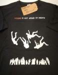 BASTILLE - Polen-Tour- T-Shirt aus dem Besitz von DAN SMITH - Größe: M