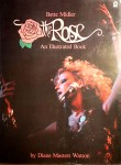 """BETTE MIDLER - """"The Rose"""" - An Illustrated Book"""