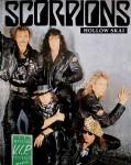 Buch über die SCORPIONS - Deutschland 1992