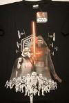 T-Shirt - STAR WARS - schwarz - Größe: L