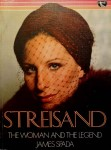 """Buch - STREISAND - """"The Woman And The Legend"""" - England 1982"""