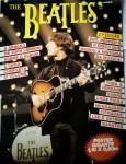 THE BEATLES (John Lennon) - Fold Out Magazin wird zum RIESENPOSTER - aus BRASILIEN