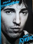 "BRUCE SPRINGSTEEN - seltenes Notenbuch ""The River"" - England 1981"