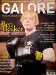 BEN BECKER auf der GALORE - deutsches Interview- Magazin von 2007