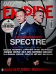 """Magazin EMPIRE - 007-BOND - Sonder Edition zum Filmstart von """"Sectre"""""""