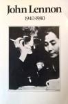 """Buch- JOHN LENNON """"1940 - 1980"""" - Holländische Erstausgabe 1980"""
