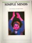 Buch - SIMPLE MINDS - Deutsche Erstausgabe von 1989