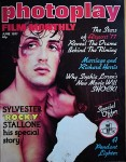 ROCKY - SYLVESTER STALLONE - Titelstory der photoplay von 1977