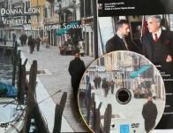 """DVD - Donna Leon - """"Vendetta"""" & """"Venezianische Scharade"""" - HANDSIGNIERT von Barbara Auer"""