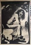 FRANK ZAPPA - Werbeposter für Festivalauftritt - 5.6.1982
