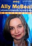 """CALISTA FLOCKHART - Buch über die Kultserie """"Ally McBeal"""" - noch verschweißt"""