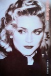 "MADONNA - Buch ""Her Story"" - England 1987"