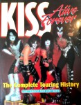 "Buch - ""KISS - Alive Forever"" - The Complete Touring History - Rarität - USA 2002"
