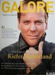 KIEFER SUTHERLAND - Coverstory der GALORE von 2006