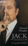 """Buch über JACK NICHOLSON """"Der große Verführer"""" - Deutschland 2006"""