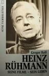 Buch über HEINZ RÜHMANN - Seine Filme - sein Leben